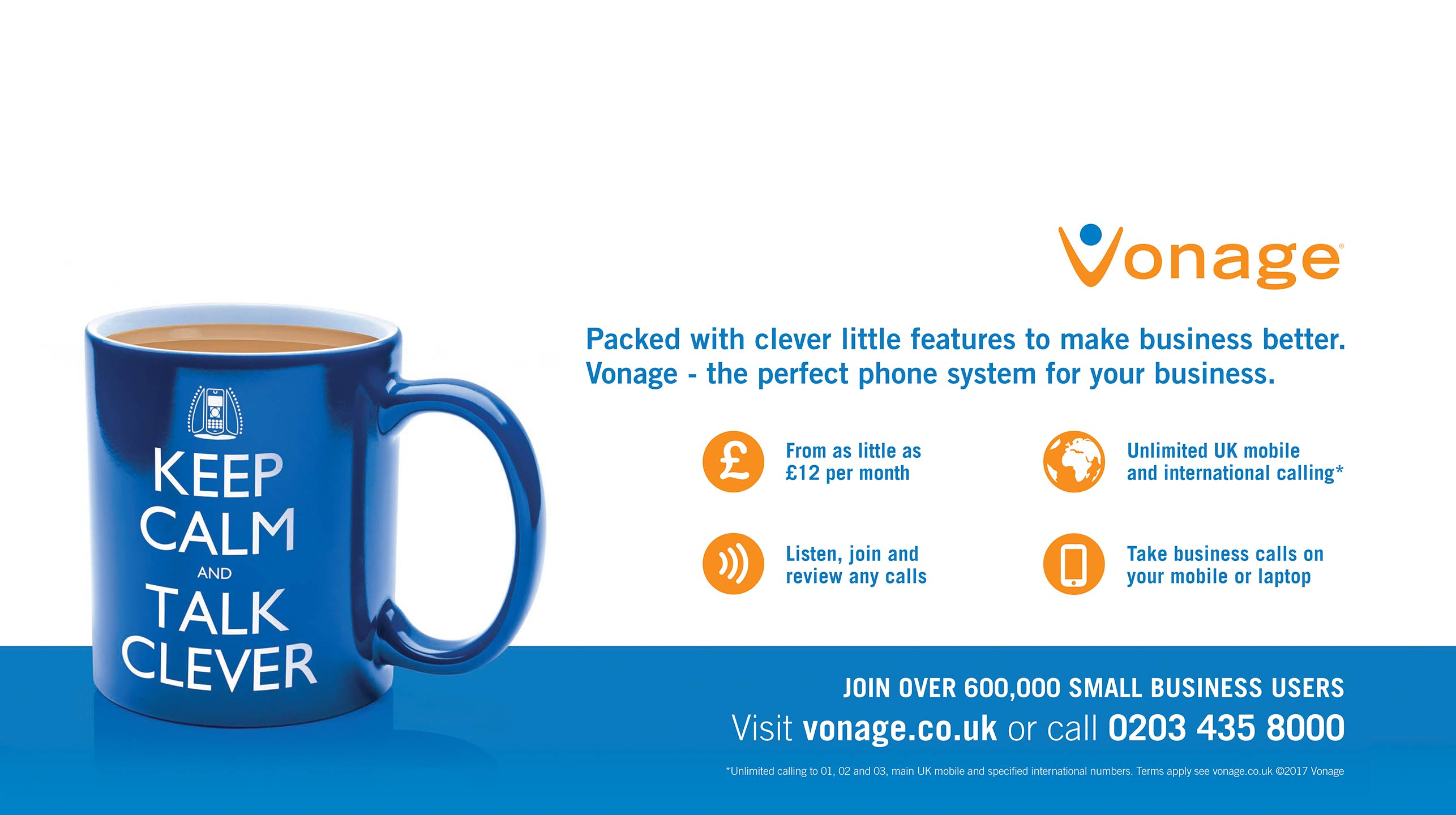 Vonage - Keep Calm