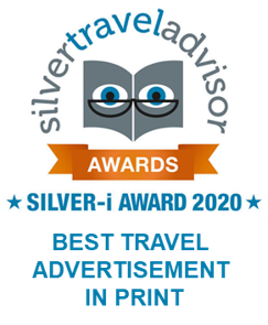 RAMBLERS SILVER TRAVEL AWARD